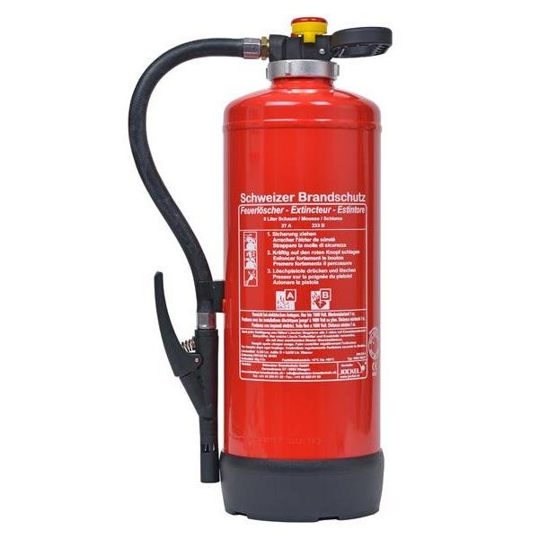 Haushalts Feuerlöscher 9 Liter S9FJ34 Frostsicher